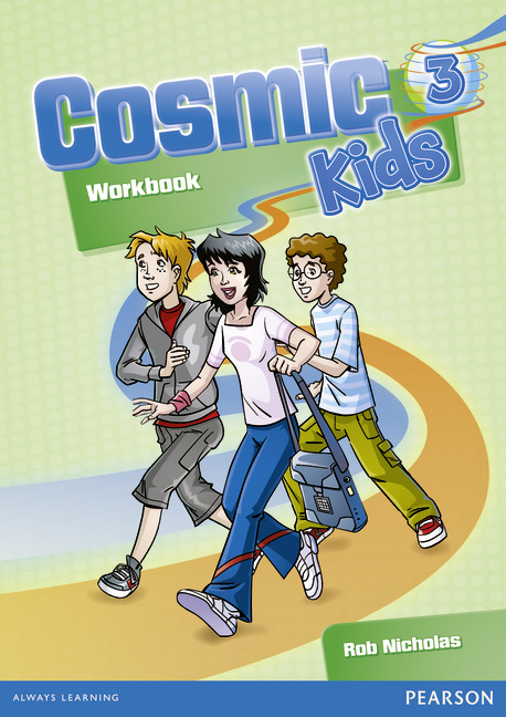 Cosmic Kids 3 Workbook