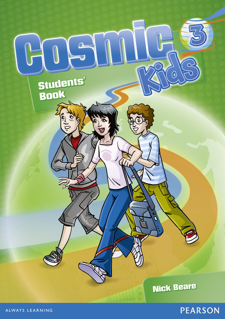 Cosmic Kids 3 Students' Book and Active Book