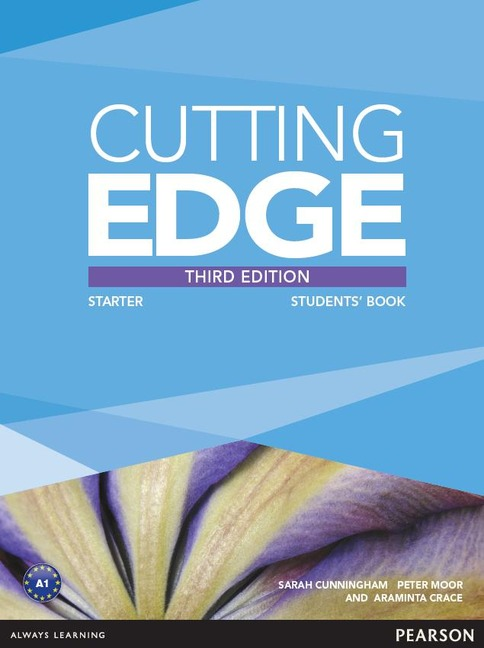 Cutting Edge 3Ed Starter Student's Book and DVD Pack