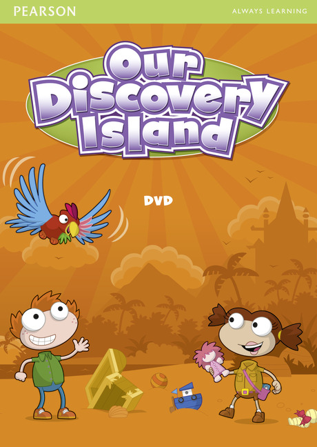 Our Discovery Island 1 DVD