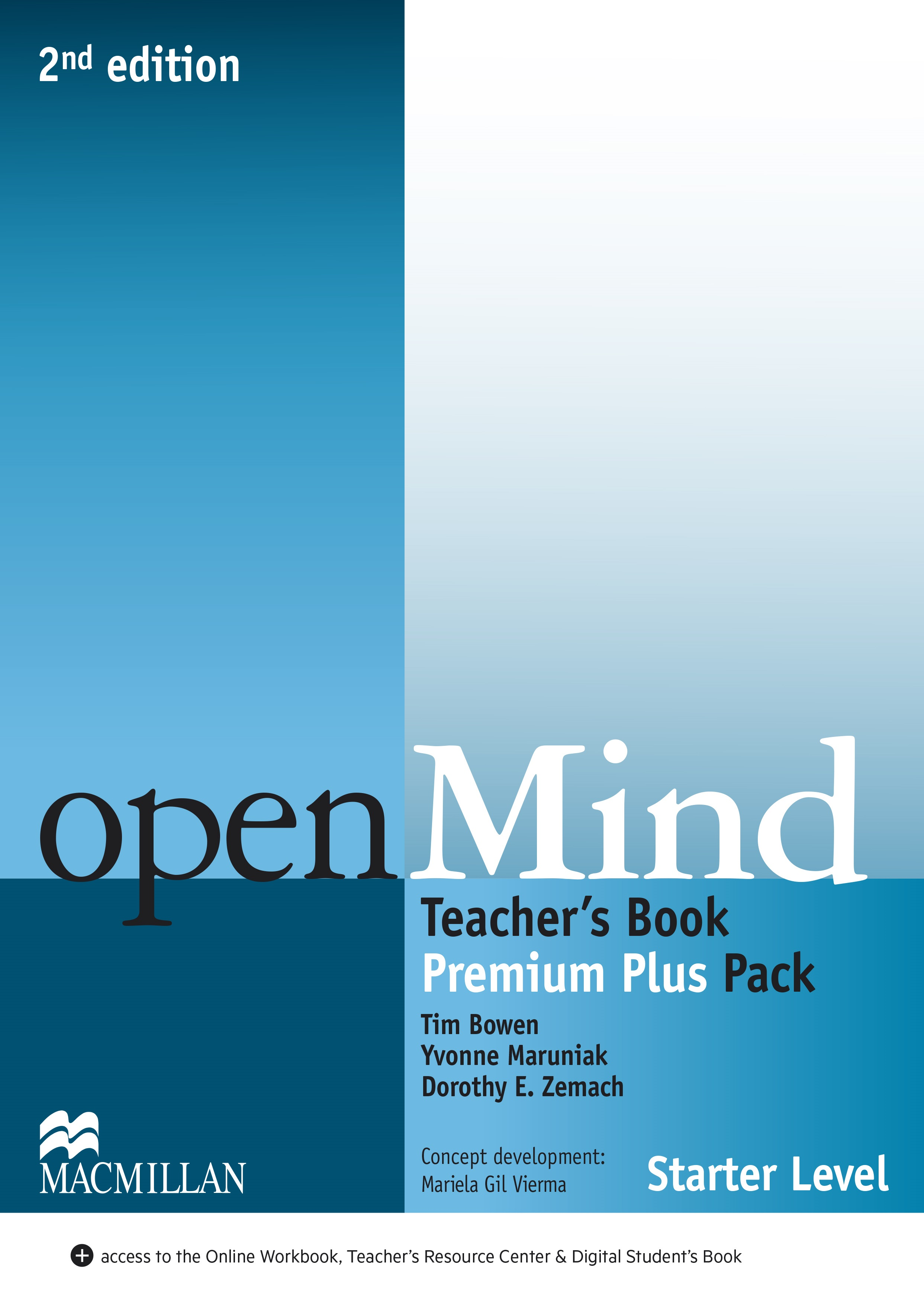 Open Mind 2ed Starter TBk Premium Pack Plus