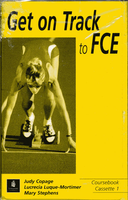 Get on Track to FCE Class Cassettes 1-3
