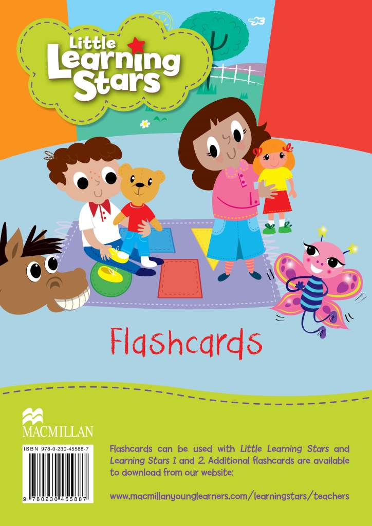 Little Learning Stars Flashcards