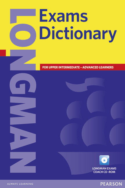 Longman Exams Dictionary Paper and CD-ROM Update