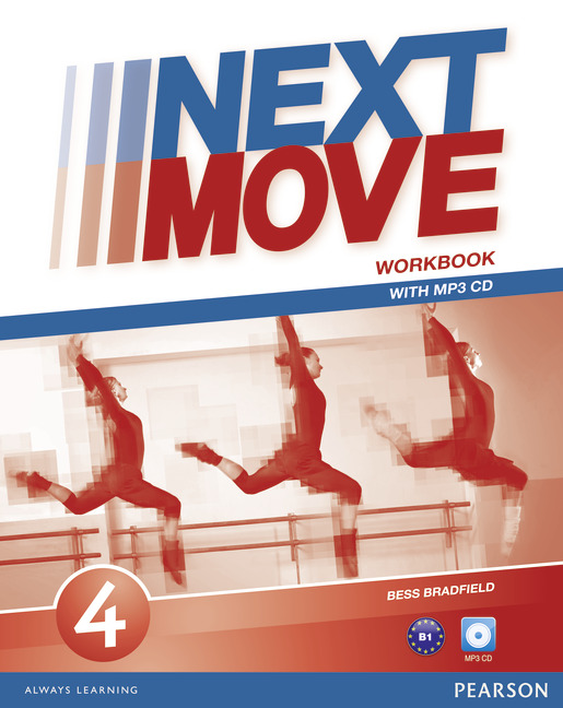 Next Move 4 Workbook with MP3 CD Pack