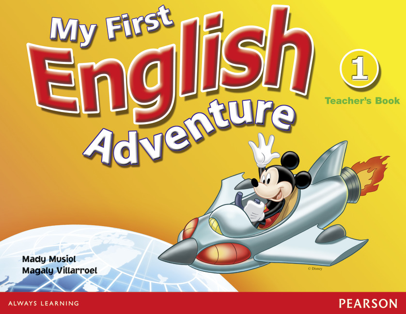 My First English Adventure 1 Teacher's Book