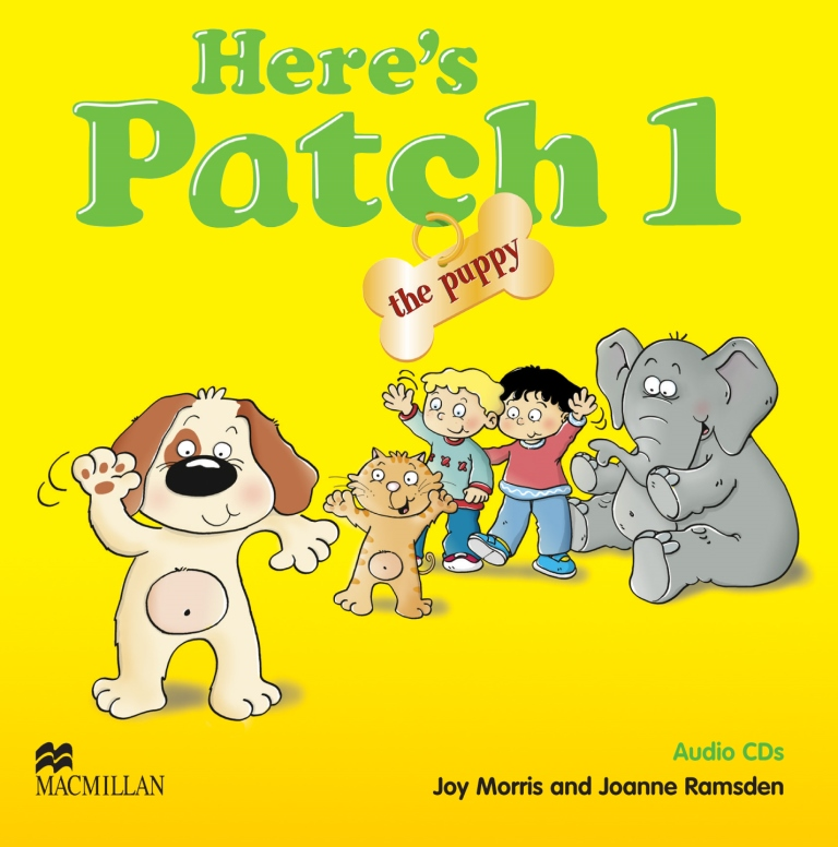 Here's Patch the Puppy 1 Audio-CDs