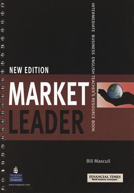 Market Leader New Edition Intermediate Teacher's Book/DVD and Test Master CD-ROM Pack