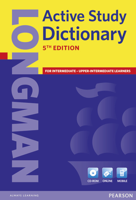 Longman Active Study Dictionary 5ed CD-ROM Pack