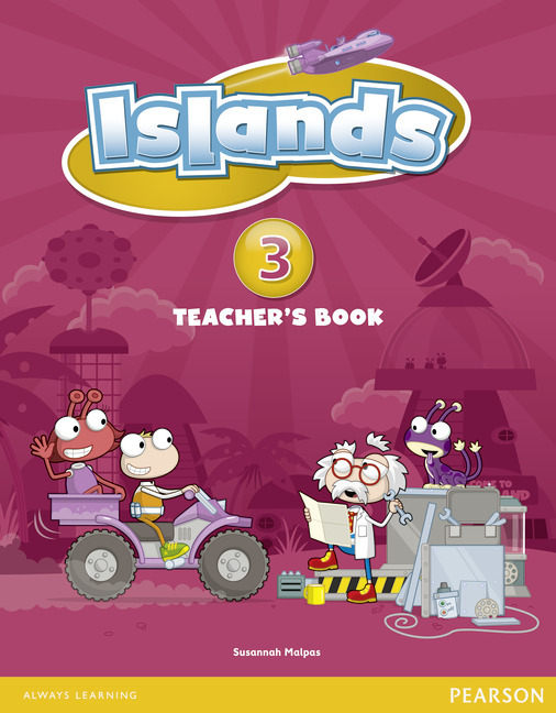 Islands 3 Teacher's Test Pack