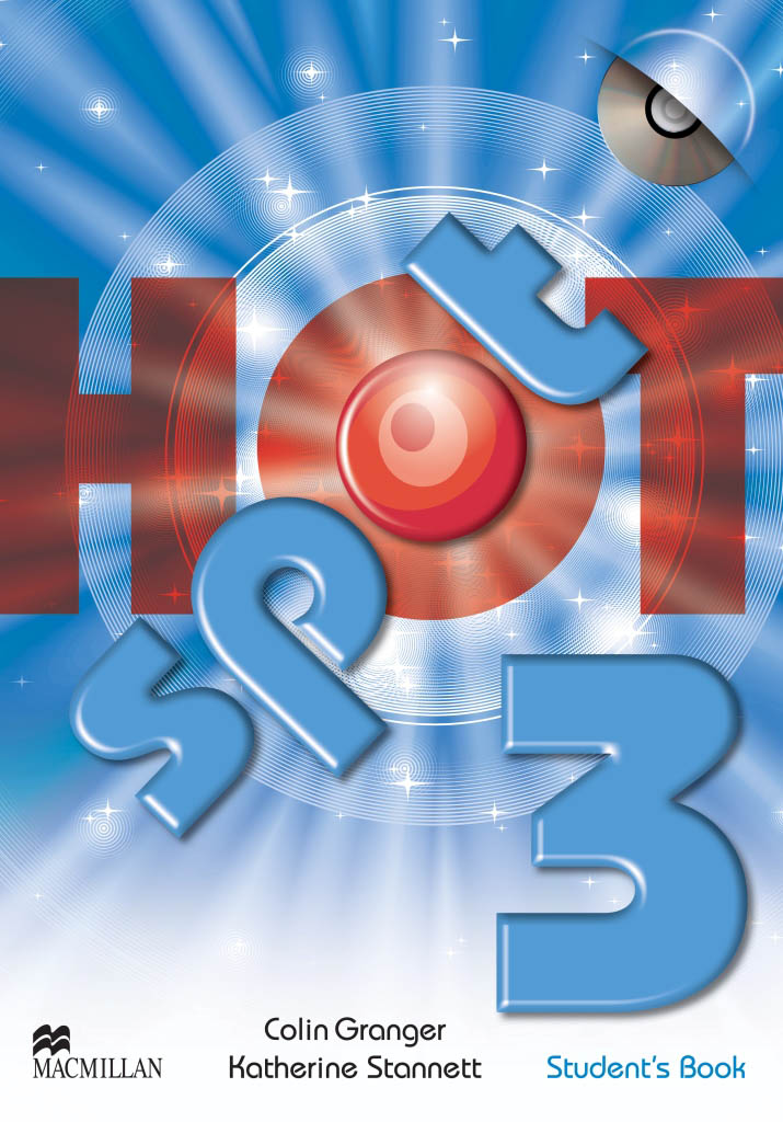 Hot Spot 3 Student's Book & CD-ROM Pack
