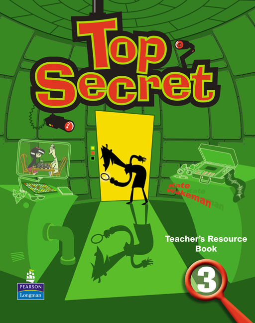 Top Secret 3 Teacher's Resource Book