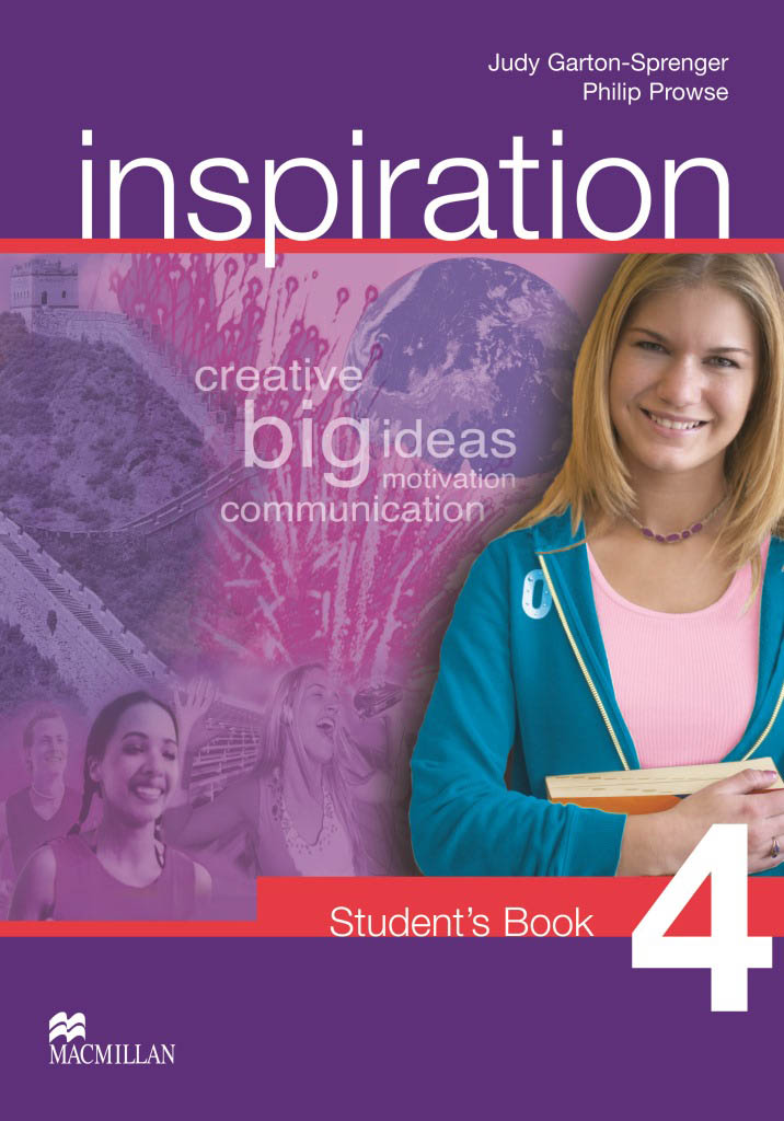 Inspiration 4 Students Book