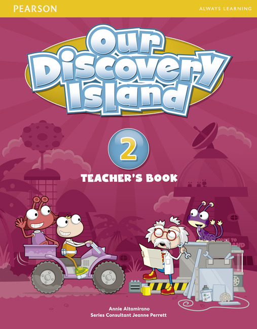 Our Discovery Island 2 Teacher's Book plus pin code