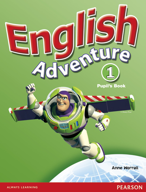 English Adventure 1 Pupil's Book plus Picture Cards