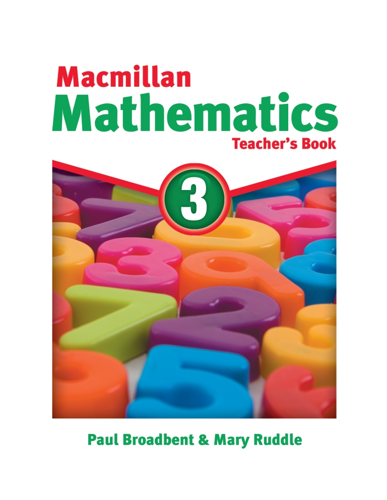 Macmillan Maths 3 Teacher's Book