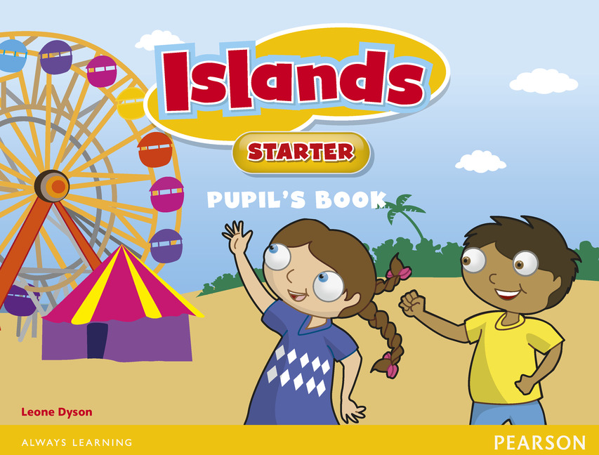 Islands Starter Pupil's Book plus pin code