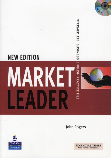 Market Leader New Edition Intermediate Practice File Book and Audio CD Pack