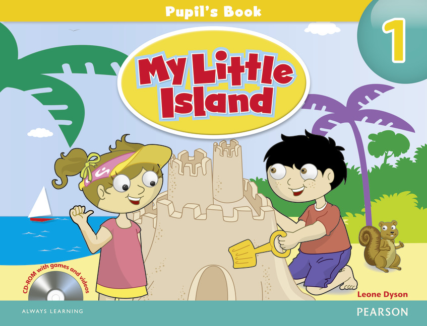 My Little Island 1 Student's Book and CD-ROM Pack
