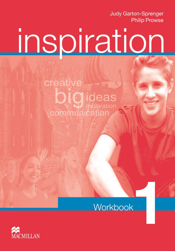 Inspiration 1 Activity Book