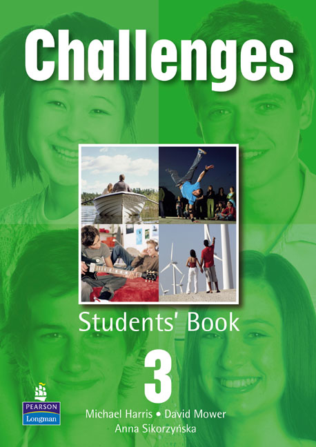 Challenges 3 Students' Book