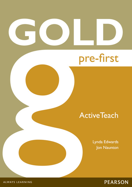 Gold Pre-First Active Teach