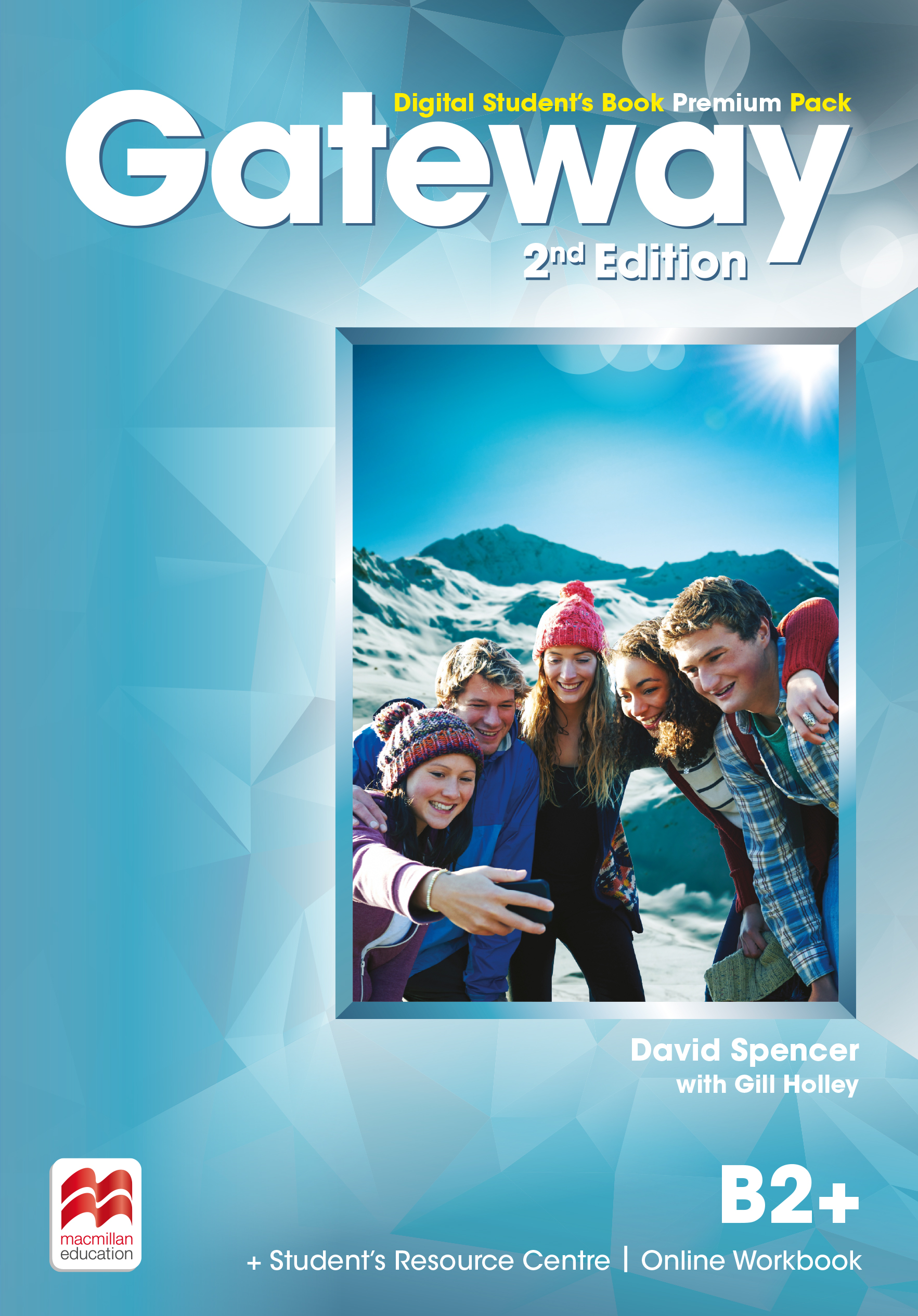 Gateway 2ed B2+ Digital Student's Book Premium Pack